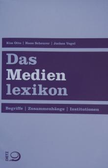 """Das """"Medien-Lexikon"""" ist das erste Buch, an dem Linda Katharina Klein als Autorin mitwirke."""